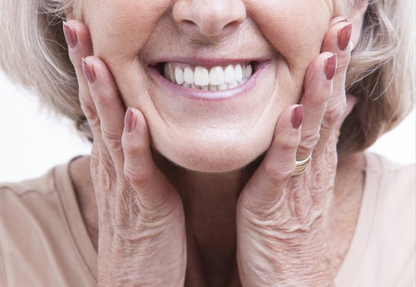 Dental Implants for Denture Patients
