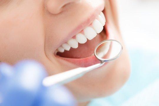 3-D dentistry