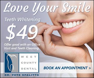 Book an Appointment with West County Dental
